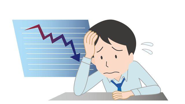 株式投資 失敗