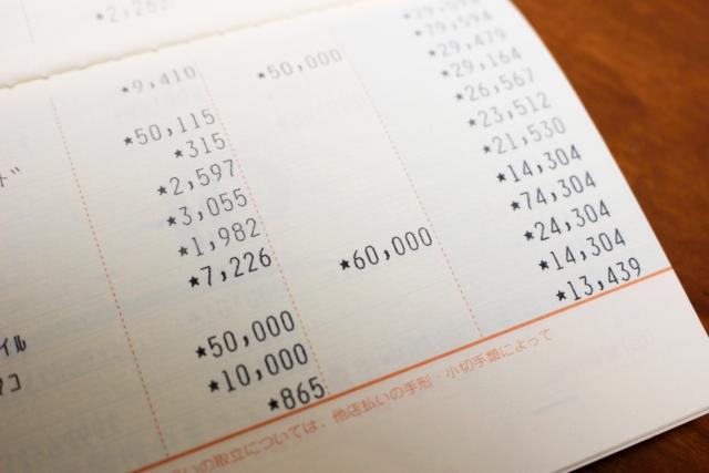 貯金担保型自動貸付